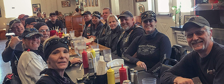 Lorton Lounge Lunch Ride 2019