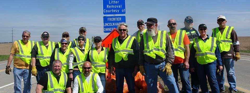Highway Cleanup Spring 2019